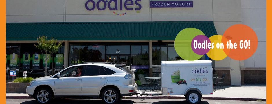 Oodles Frozen Yogurt - Modesto CA
